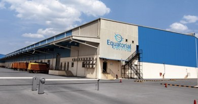 A Skilled & Well-Equipped Team at Equatorial Logistics in Nigeria