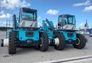 CF&S Successfully Transport 2 Reachstackers from Europe to Uzbekistan
