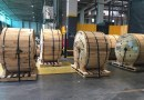 BATI Move Cable Reels from Turkey to Shanghai by Air