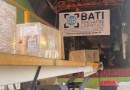 BATI Transports 1 Million Covid Tests with a Chartered Antonov