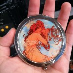 Hand Mirror-$21
