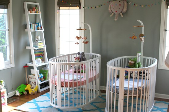 Mini Piccolini - Twin Nursery