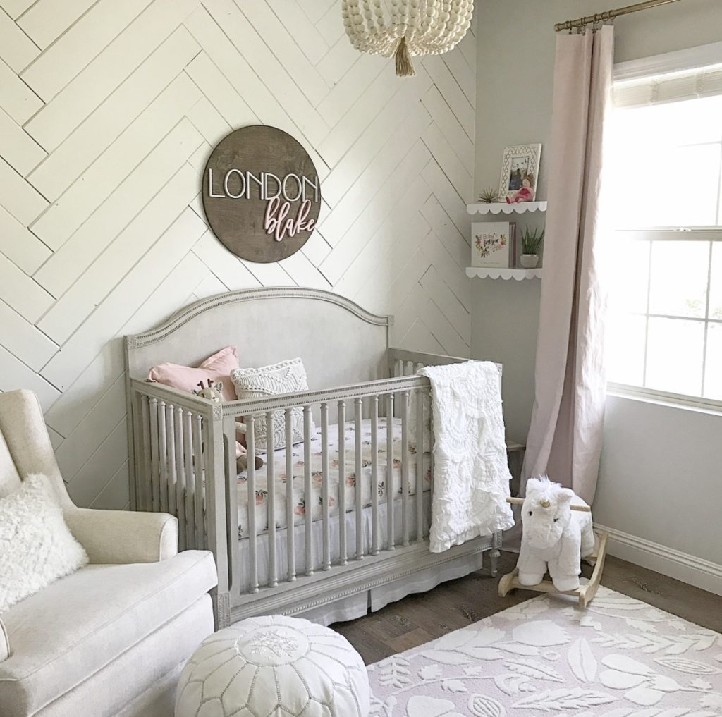 Ideal Baby Girl Nursery Baby Girl Nursery Project Nursery Baby Girl Nursery Curtains Baby Girl Nursery Bedding houzz-03 Baby Girl Nursery