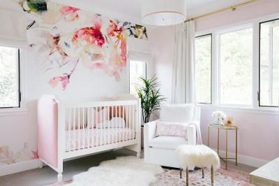 Celebrity Design Reveal: Tamera Mowry's Nursery - Project Nursery