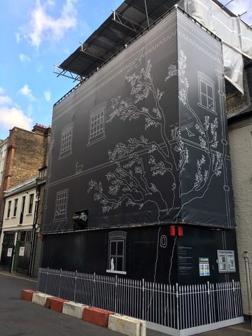 Artistic Hoarding