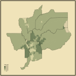 22. Median Household Income in Sacramento-Roseville, CA
