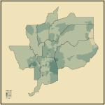 22. Median Income in Sacramento-Roseville, CA