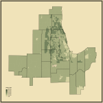 3. Median Household Income in Chicago-Naperville, IL-IN-WI