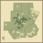30. Median Household Income in Raleigh-Durham-Chapel Hill, NC
