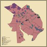 8. Prevalent Industry in Philadelphia-Reading-Camden, PA-NJ-DE-MD