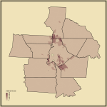 21. Household Income More than $200,000 in Charlotte-Concord, NC-SC