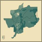 22. Median Housing Value in Sacramento-Roseville, CA