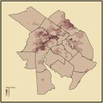 8. Household Income More than $200,000 in Philadelphia-Reading-Camden, PA-NJ-DE-MD
