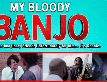 'My Blood Banjo' Available on DVD November 15th