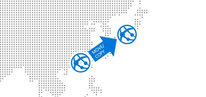 Move/Copy Web App