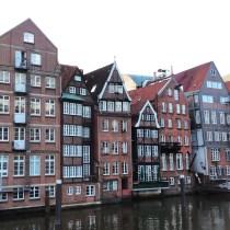 Hamburg, nicht Amsterdam