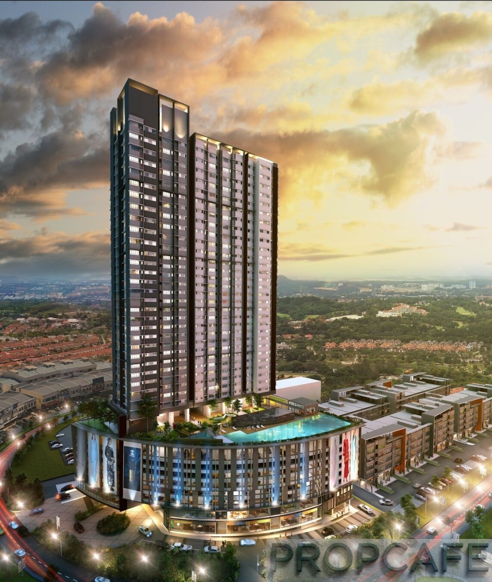 Sunway Gandaria Bangi (Media First Sneak Preview)