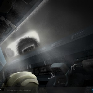 The Cockpit ILM Artstation Challenge