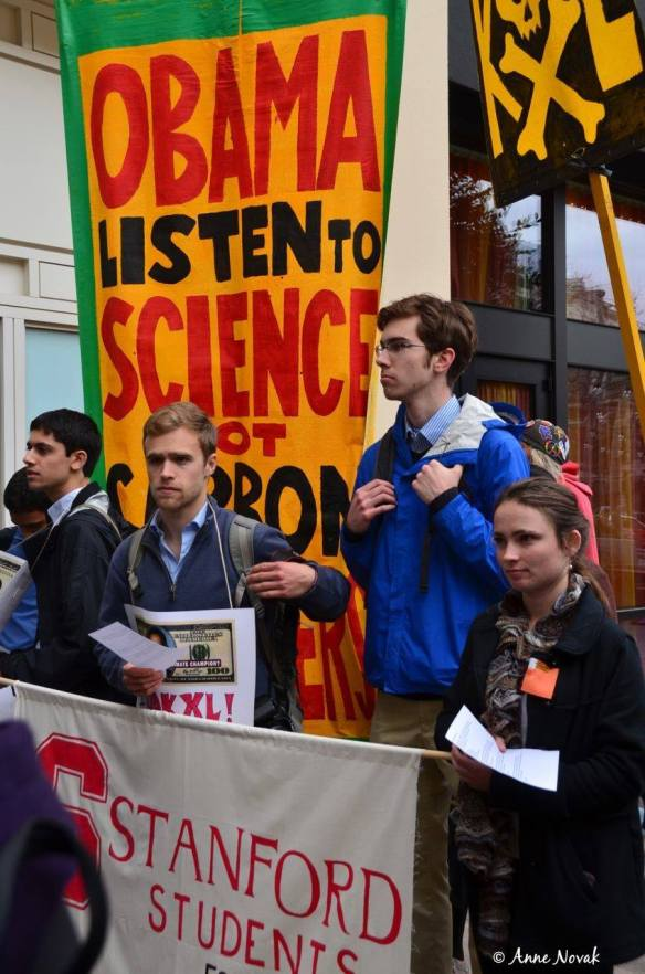 PM President Obama Listen to the Science