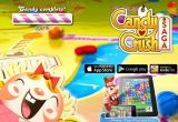 Capture d'écran - Candy Crush Saga
