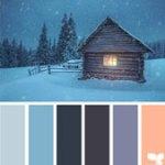 'winter nights' courtesy of designseeds.com
