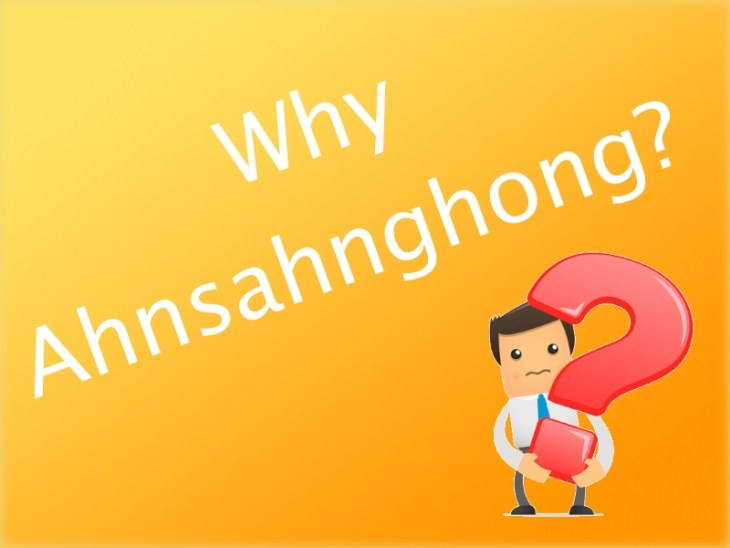 why_ahnsahnghong