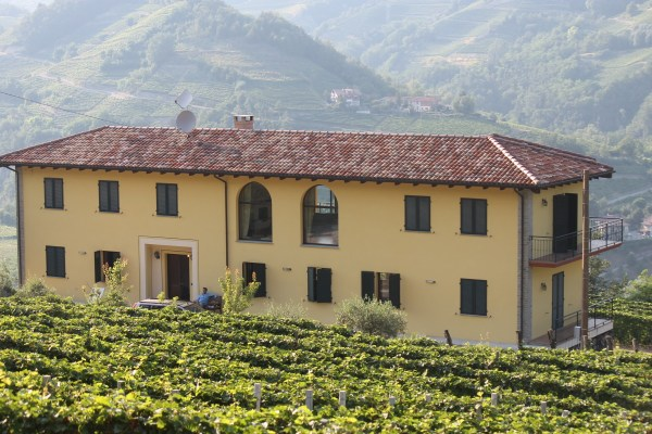 Our Italian hideaway amid the vines