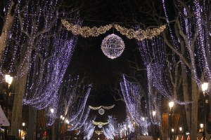 Aix en Provence Christmas