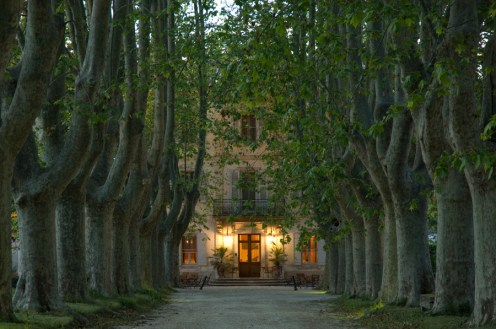 Chateau des Alpilles Saint Remy Luxury - old style glamour