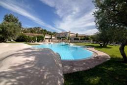 Mas d'Oulivie Les Baux Luxury - in the olive groves near Les Baux