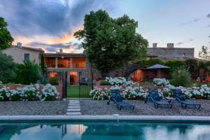 Roussillon villa rental