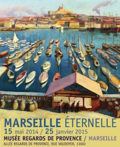 Eternal Marseille Painting Exhibition 15 May till Jan