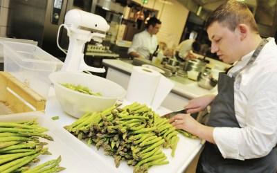The kitchen Reine Jeanne Saint Remy de Provence