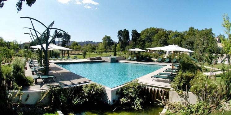The pool Hotel De L'Image Saint Remy de Provence