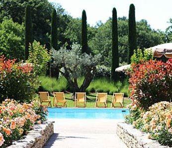 Hotel Mas de La Senacole Gordes north Luberon Provence6