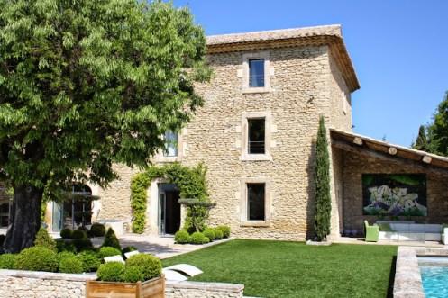 Provence Villa Rental Cabriere D'Avignon