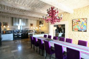 Provence Villa Rental Cabrieres D'Avignon16