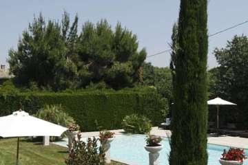 Mas des Carrasins Hotel St Remy de Provence banner
