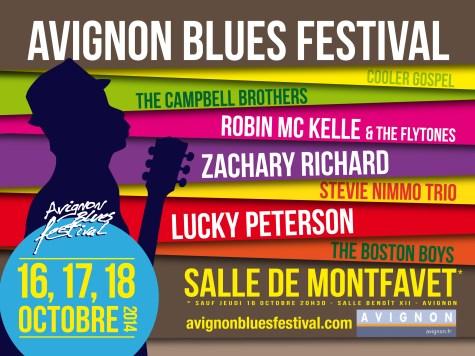 Avignon Blues Festival 16-18 November