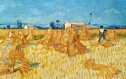 From 21 April Vincent Van Gogh, Picasso and others, Hot Sun exposition