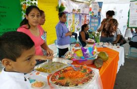 Ante incremento de obesidad en niños realizan Foro Nutrir en escuelas de Paso del Macho