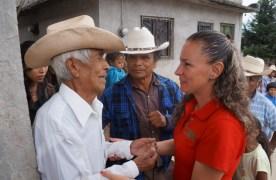 Carmen Cantón hacia la victoria del 5 de junio; ciudadanos del distrito la apoyan