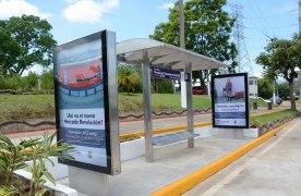 Contará Córdoba con 80 nuevos parabuses