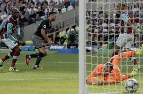 El West Ham sigue en caída libre