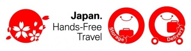 「手ぶら観光」共通ロゴマーク