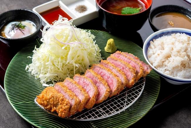 黒毛和牛カツ京玉膳:2,480円(+税)