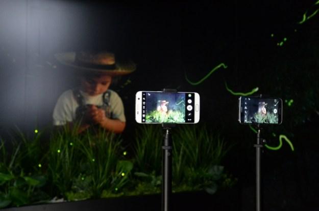 暗所でのカメラ性能体験