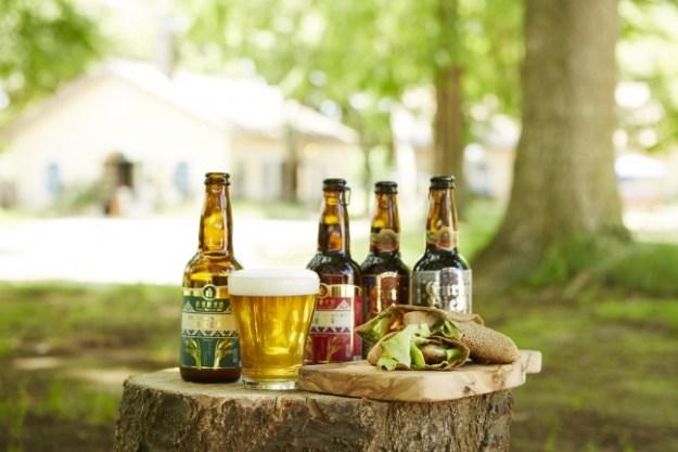 自家製クラフトビール
