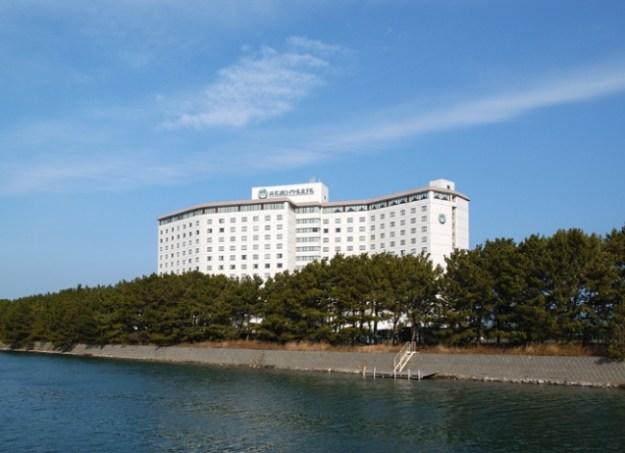 浜名湖ロイヤルホテル 全景