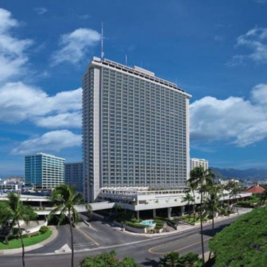 【ハワイ・グアム4位:アラモアナ ホテル】外観